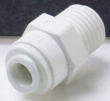 Male Connector NPTF Thread / Einschraubverbinder NPTF Gewinde